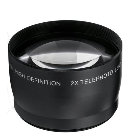 Lente-Swat-58mm-Conversora-Tele-2.0X-Alta-Definicao