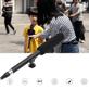 Microfone-de-Mao-Entrevista-Mamen-KM-M280-Super-Direcional-Condensador-XLR-30cm