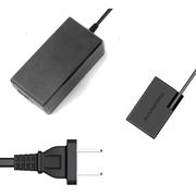Adaptador-CA-ACK-E18-com-Acoplador-DR-E18-para-Bateria-Canon-LP-E17-EOS-Rebel--Bivolt-