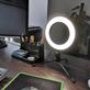 Iluminador-Led-Circular-6--Bi-Color-Video-Ring-Light-16cm-USB-com-Mini-Tripe-de-Mesa