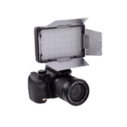 Iluminador-Led-CN-140-Video-Light-DV-com-Bateria-Interna-para-Cameras-e-Filmadoras