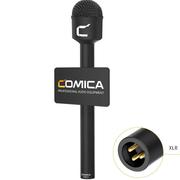 Microfone-Reporter-Comica-Audio-HRM-C-Portatil-Omnidirecional-XLR