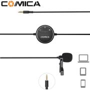 Microfone-Lapela-Comica-Sig.Lav-V03-Omnidirectional-para-Cameras-e-SmartPhones