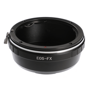 Adaptador-EOS-FX-Manual-de-Lente-Canon-EF---EF-S-para-FujiFilm-X-Mount