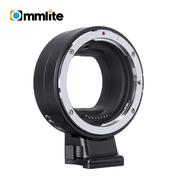 Adaptador-Commlite-Lente-Canon-EF---EF-S-para-Nikon-Z-Mount-com-Autofoco-Eletronico--CM-EF-NZ-