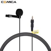 Microfone-de-Lapela-Comica-CVM-M-O2-Omnidirectional-para-Transmissores-Sony