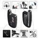Sistema-Microfone-Lapela-Duplo-Sem-Fio-LensGo-LWM-308C-Wireless-30-Canais-UHF