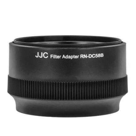 Adaptador-de-Filtro-JJC-RN-DC58B-para-Canon-Powershot-G10-G11-G12