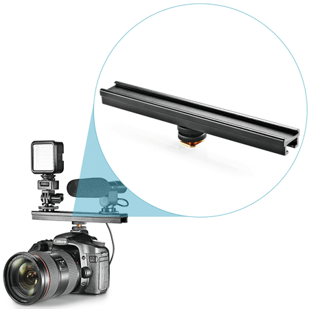 Barra-Extensora-Rail-de-Sapata-para-Cameras--30cm-