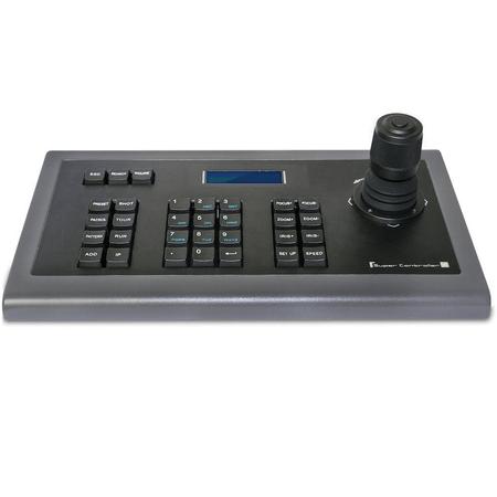Controlador-PTZ-Joystick-4D-Minrray-VISCA-IP-Video-Conferencia-MultiProtocolo