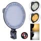 Kit-Iluminacao-Luz-Continua-Softbox-com-Led-Circular-45W-Dimmer-para-Estudio--Bivolt-