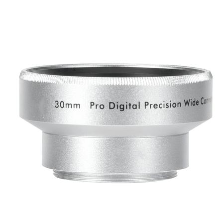 Lente-de-Conversao-Grande-Angular-de-30mm-0.45x-com-Recursos-Macro--0.45x30-