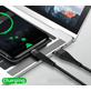 Cabo-USB-x-Micro-USB--V8--Carregamento-Rapido-2.4A-de-1m---Preto