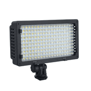 Iluminador-Led-Sun-Gun-CN-LUX2200-200Leds-Video-Light-Bi-Color-3200K-5400K-para-Filmadoras-e-Cameras