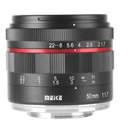 Lente-Meike-50mm-f-1.7-Manual-M4-3--Micro-Quatro-Tercos-