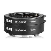 Tubos-de-Extensao-Macro-Meike-MK-S-AF3A-10mm-e-16mm-Foco-Automatico-para-Sony