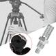 Parafuso-Adaptador-de-Tripe-de-1-4--e-3-8--para-Montagem-de-Cabeca-e-Cameras