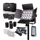 Kit-Premium-Painel-Iluminador-SunGun-Luz-Continua-12-Super-Leds-Bi-Color--Bivolt-