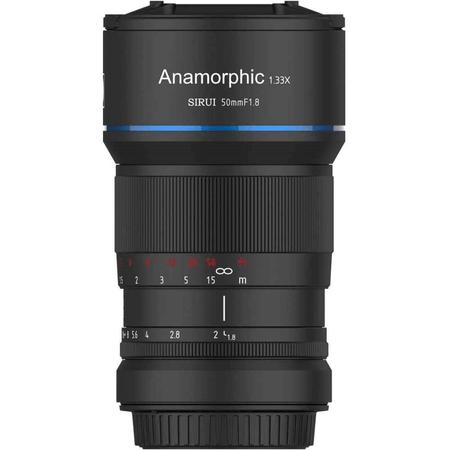 Lente-Sirui-50mm-f-1.8-Anamorphic-1.33x-Sony-E-Mount