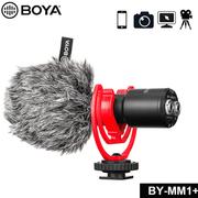 Microfone-Shotgun-Boya-BY-MM1--Supercardioide-para-Cameras-e-Smartphones