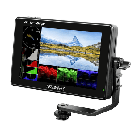 Monitor-de-Referencia-FeelWorld-LUT7-7--IPS-3D-LUT-4K-Touch-Screen