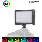 Iluminador-Led-RGB-LED-72R-Full-Color-Video-Light-Compacto-2200K-25000K-com-Bateria-Interna