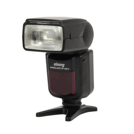 Flash-Speedlite-Oloong-SP-690II-I-TTL-para-Nikon