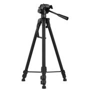 Tripe-Compacto-WV-3560-Portatil-com-Cabeca-Pan-Tilt-de-1.67m-para-3Kg--Aluminio-
