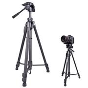 Tripe-Compacto-WV-3540-Portatil-com-Cabeca-Pan-Tilt-de-1.56m-para-3Kg--Aluminio-