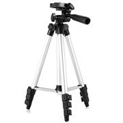 Tripe-Portatil-HM3110A-com-Cabeca-3-Vias-360°-de-1-Metro-com-Suporte-Celular--Prata-