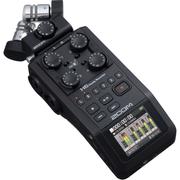 Gravador-Zoom-H6-All-Black-Portatil-Digital-6-Entradas-e-Trilhas-com-Capsula-de-Microfone--Preto-
