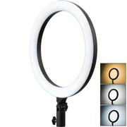 Iluminador-Circular-LED-Godox-LR120-12----30cm-Ring-Light-10W-Bi-Color--Preto-