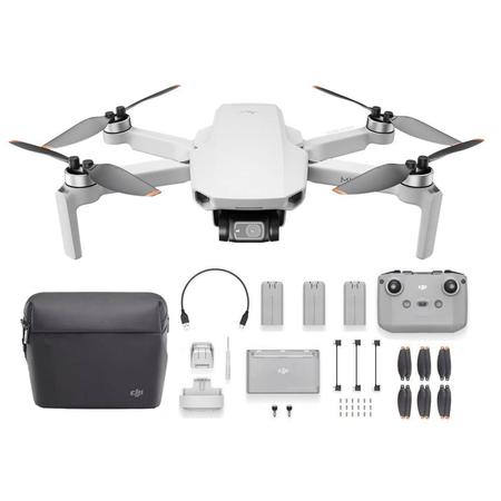 Drone-DJI-Mini-2-Fly-More-Combo-4K