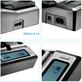 Carregador-Duplo-Rapido-para-Bateria-Canon-LP-8-com-USB--Bivolt-