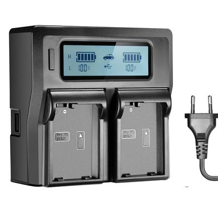 Carregador-Duplo-DC-LCD-para-Bateria-MODELOS-EN-EL14