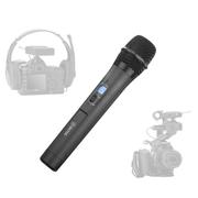 Microfone-de-Mao-Sem-Fio-Boya-BY-WHM8-Pro-com-Transmissor-Wireless