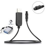 Cabo-de-Alimentacao-CA-EH-5-USB-3.0-com-Adaptador-USB-C-para-Cameras-Nikon