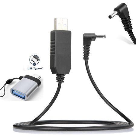 Cabo-de-Alimentacao-CA-PS700-USB-3.0-com-Adaptador-USB-C-para-Dummy-Canon