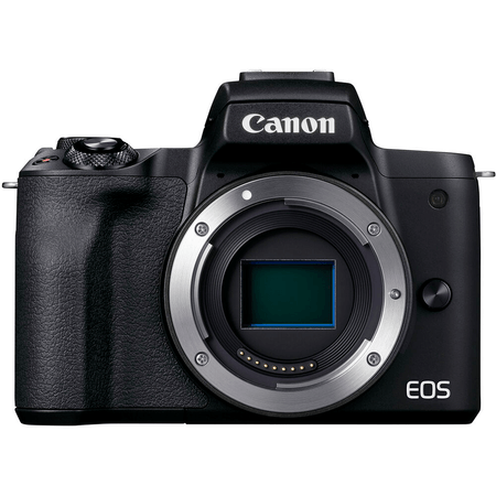 Camera-Canon-EOS-M50-Mark-II-Mirrorless-4K-Preta--Corpo-