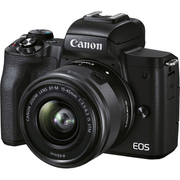 Camera-Canon-EOS-M50-Mark-II-Mirrorless-4K-com-Lente-15-45mm-STM--Preta-