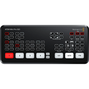 Switcher ATEM Mini Pro ISO HDMI Blackmagic Live Stream (Transmissão ao Vivo)
