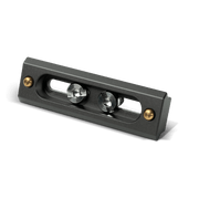 Adaptador-NATO-Rail-Low-Profile-Mamen-K1-H1-Perfil-Baixo-70mm
