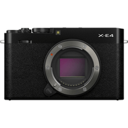 Camera-FujiFilm-X-E4-Mirrorless-4K-Preta--So-Corpo-