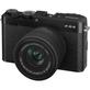 Camera-FujiFilm-X-E4-Mirrorless-4K-Preta--So-Corpo-