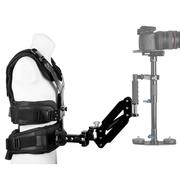 Kit-Colete-de-Carga---Braco-Articulado-Duplo-LE303-de-Estabilizador-Steadicam