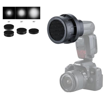 Difusor-Colmeia-JJC-SG-C-3-em-1-Modificador-de-Luz-para-Flash-Canon