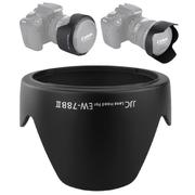 Para-Sol-LH-78BII-para-Lente-Canon-28-135mm-f-3.5-5.6-IS-USM--EW-78BII-