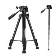 Tripe-Monope-Portatil-2-em-1-Kingjoy-VT-880-com-Cabeca-Panoramica-360°