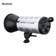 Iluminador-LED-NiceFoto-LED-2000B-II-Video-Light-Luz-Continua-200W