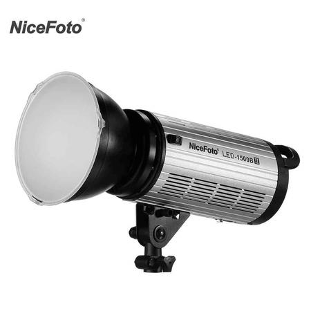 Iluminador-LED-NiceFoto-LED-1500B-II-Video-Light-Luz-Continua-150W-Bivolt